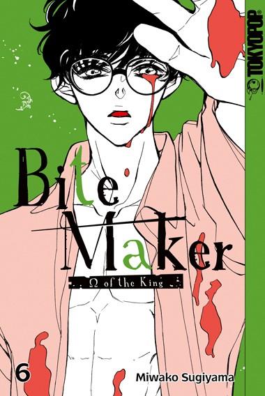 Bite Maker – Omega of the King, Band 06