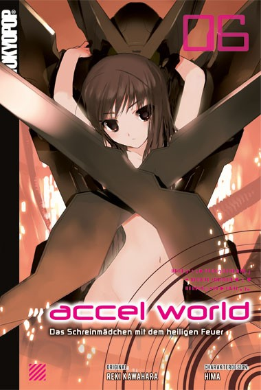 Accel World – Light Novel, Band 06