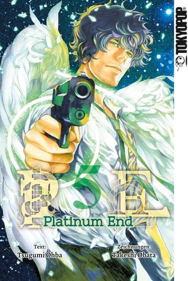 Platinum End, Band 05