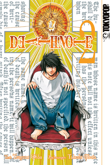 Death Note, Band 02