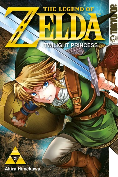 The Legend of Zelda – Twilight Princess, Band 02