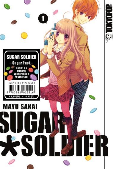 Sugar ✱ Soldier Sugar Pack