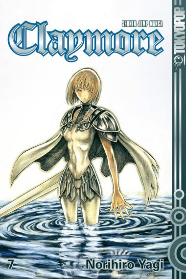 Claymore, Band 07