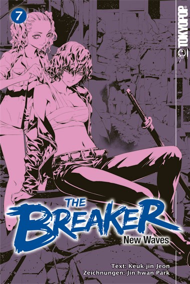 The Breaker – New Waves, Band 07