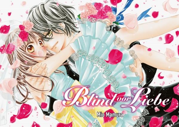 Postkarte - Blind vor Liebe