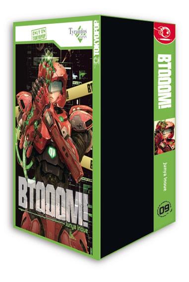 BTOOOM!, Band 09 mit Leerbox