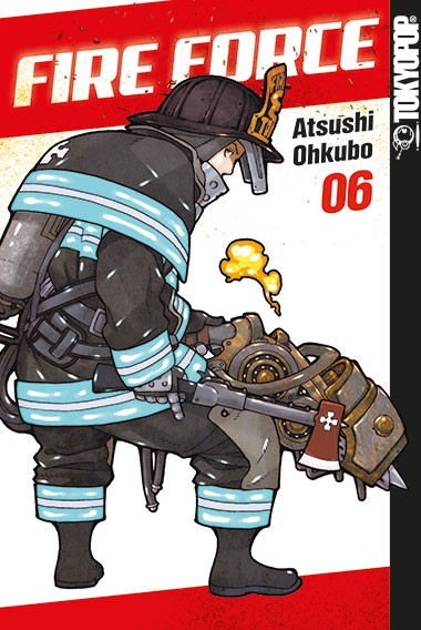 Fire Force, Band 06