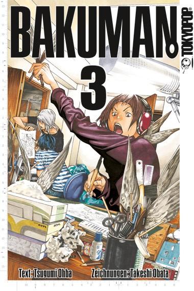 Bakuman., Band 03