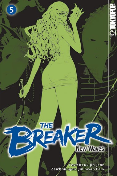 The Breaker – New Waves, Band 05
