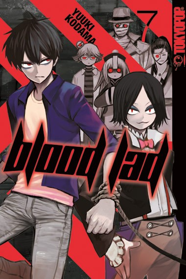 Blood Lad, Band 07