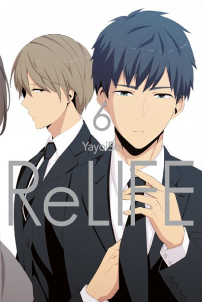 ReLIFE, Band 06
