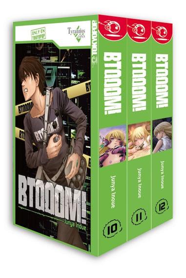 BTOOOM!, Box 04