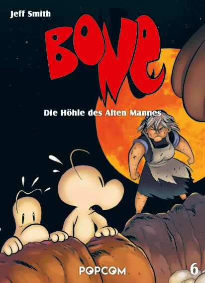 Bone, Band 06: Die Höhle des Alten Mannes