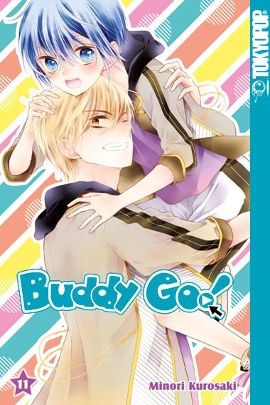 Buddy Go!, Band 11