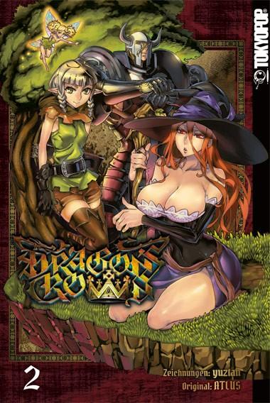 Dragon's Crown, Band 02 (Abschlussband)