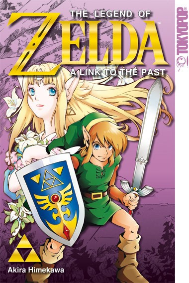 The Legend of Zelda: A Link to the Past, Einzelband