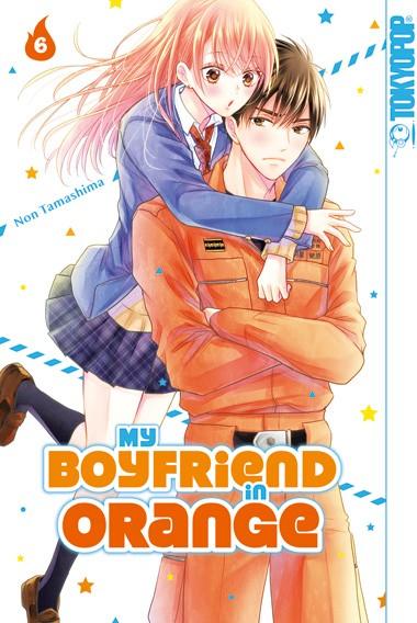 My Boyfriend in Orange, Band 06