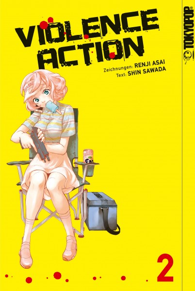Violence Action, Band 02