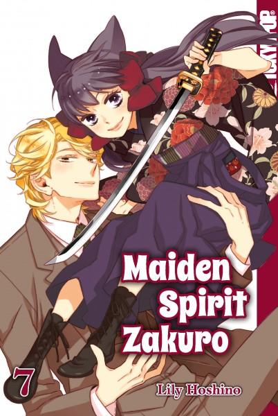 Maiden Spirit Zakuro, Band 07