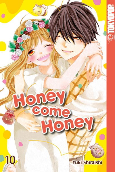 Honey come Honey, Band 10 (Abschlussband)