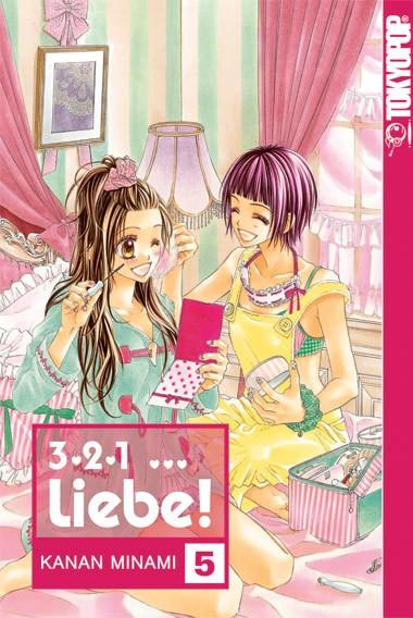 3, 2, 1 ... Liebe!, Band 05