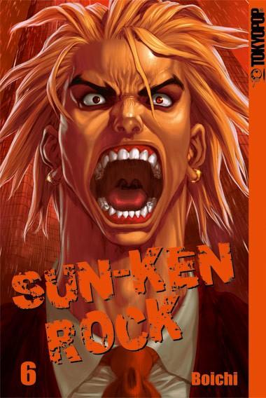 Sun-Ken Rock, Band 06