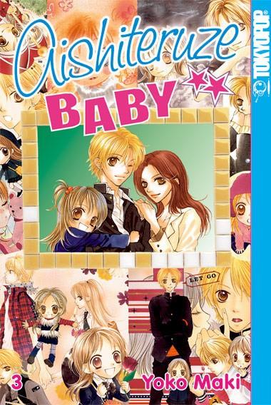 Aishiteruze Baby ★★, Band 03