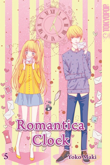 Romantica Clock, Band 05