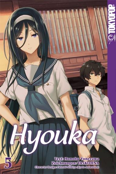 Hyouka, Band 05
