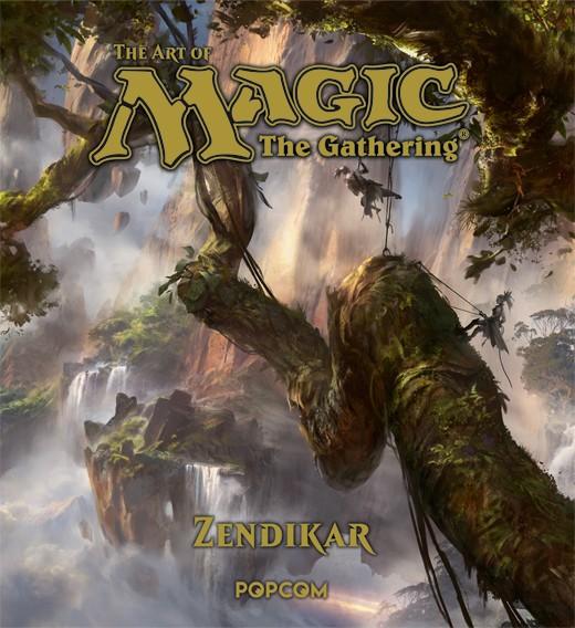The Art of Magic: The Gathering – Zendikar