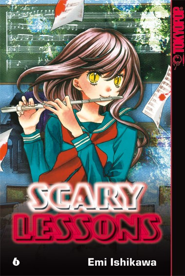 Scary Lessons, Band 06
