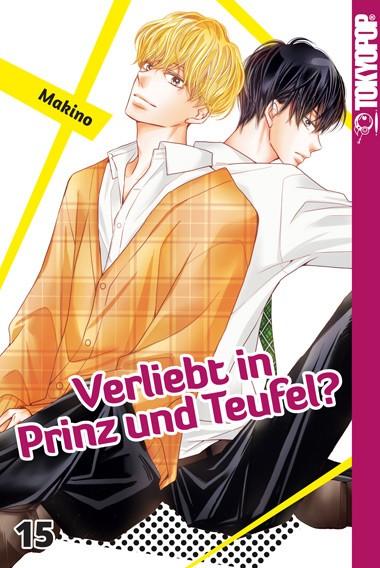 Verliebt in Prinz und Teufel?, Band 15