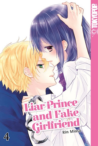 Liar Prince and Fake Girlfriend, Band 04