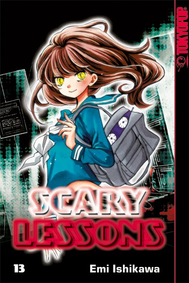 Scary Lessons, Band 13