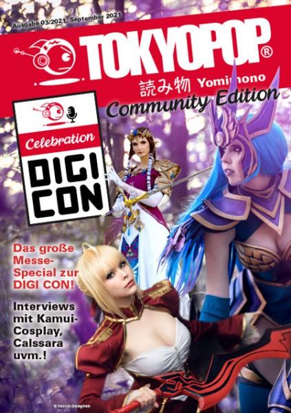 Yomimono (Magazin) 09 - Community Edition