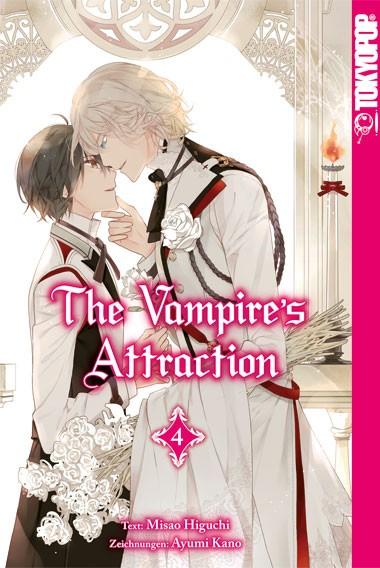 The Vampire's Attraction, Band 04 (Abschlussband)