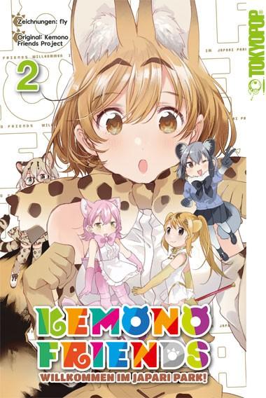 Kemono Friends – Willkommen im Japari Park!, Band 02 (Abschlussband)
