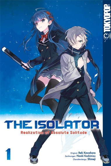 The Isolator – Realization of Absolute Solitude, Band 01