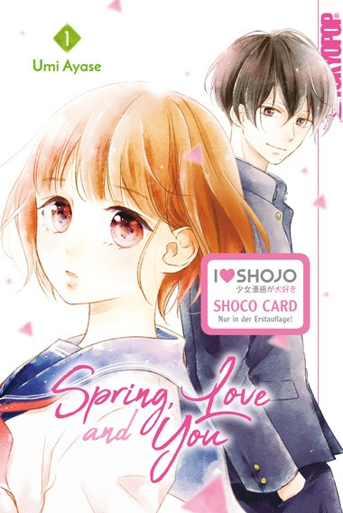Spring, Love and You, Band 01