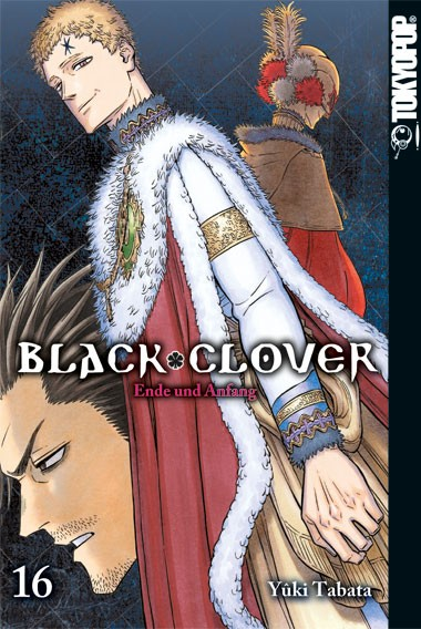 Black Clover – Ende und Anfang, Band 16