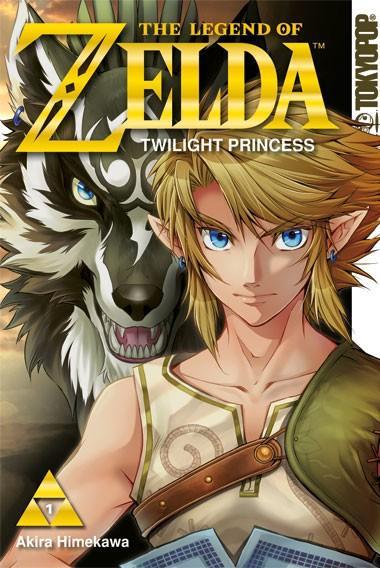 The Legend of Zelda – Twilight Princess, Band 01