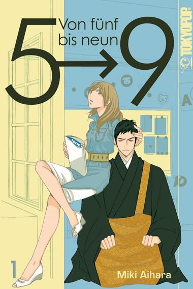 Von fünf bis neun, Band 01