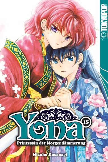 Yona – Prinzessin der Morgendämmerung, Band 15