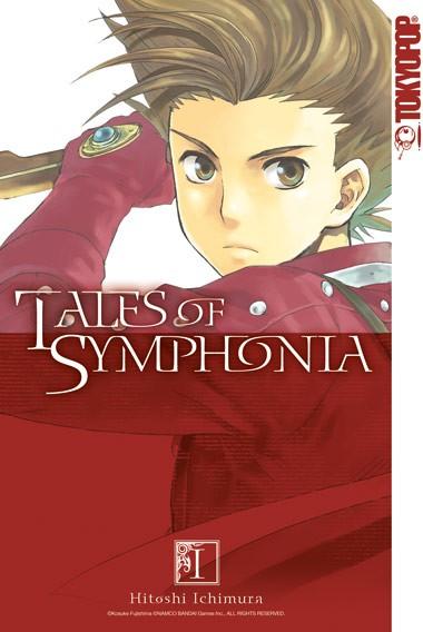 Tales of Symphonia, Band 01