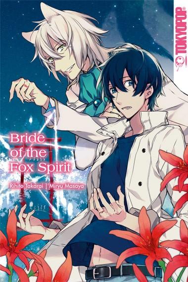 Bride of the Fox Spirit, Einzelband