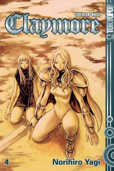 Claymore, Band 04