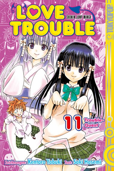 Love Trouble, Band 11