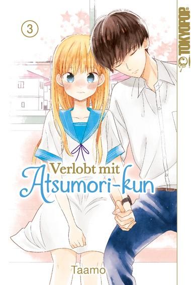 Verlobt mit Atsumori-kun, Band 03