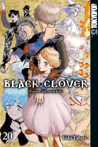 Black Clover – Warum ich noch lebe, Band 20