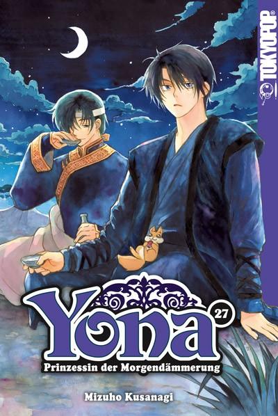 Yona - Prinzessin der Morgendämmerung, Band 27